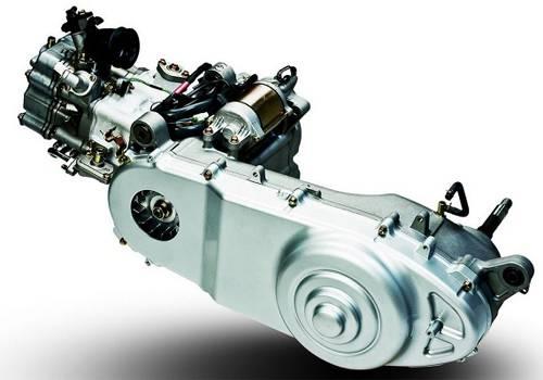 Mesin Motor Kymco K-XCT 200i