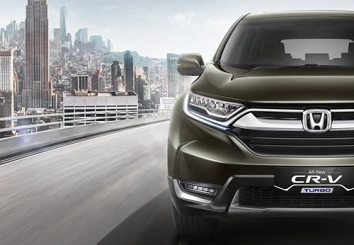 Pengereman All New Honda CR-V Turbo