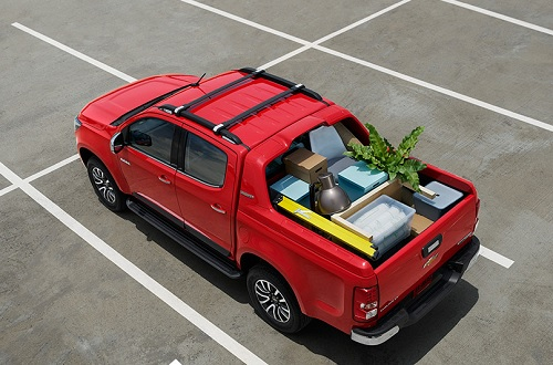 Review Chevrolet Colorado
