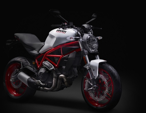 Review Ducati Monster 797