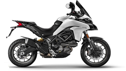 Review Ducati Multistrada 950