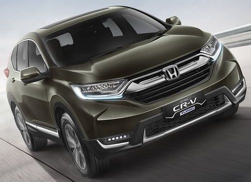 Review Honda Crv Turbo