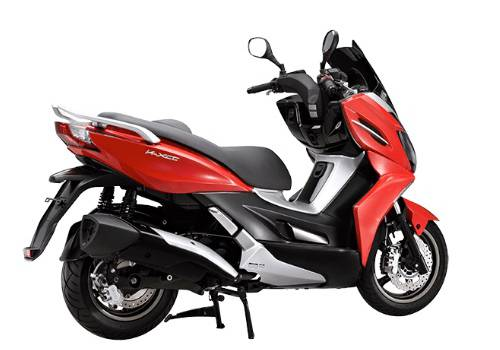 Review Motor Kymco K-XCT 200i