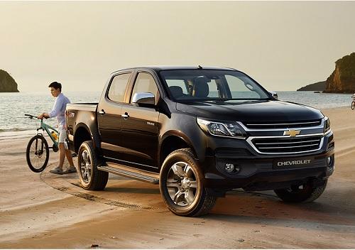 Spesifikasi Dan Harga Chevrolet Colorado