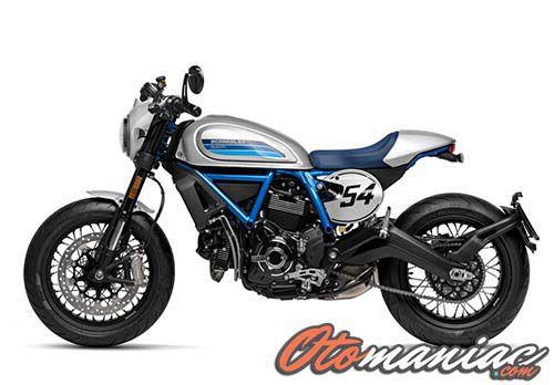 Spesifikasi Dan Harga Ducati Cafe Racer