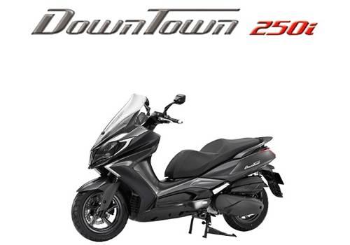 Spesifikasi dan Harga Kymco Downtown 250i Terbaru
