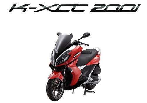 Spesifikasi dan Harga Kymco K-XCT 200i