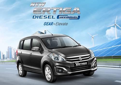 Spesifikasi dan Harga Suzuki New Ertiga Hybrid,suzuki new ertiga