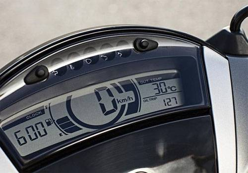 Fitur Spedometer Digital