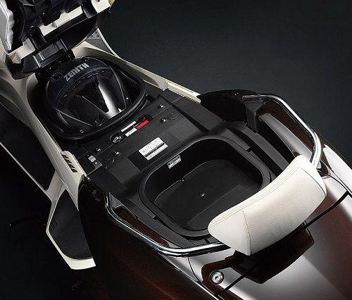 Fitur Yamaha Maxam 250