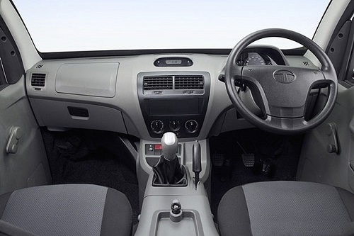Interior Tata Super Ace