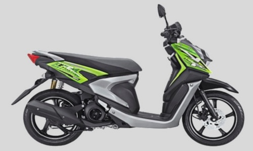 Review All New Yamaha X-Ride 125