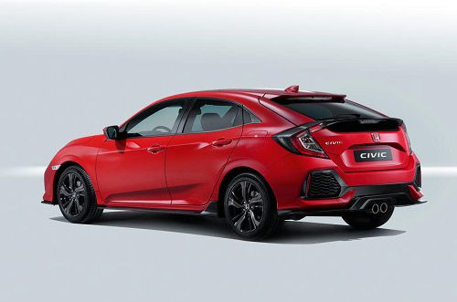 Review Honda Civic Hatchback Turbo