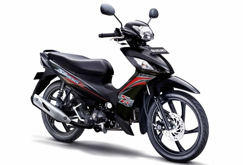 Review Suzuki New Smash FI
