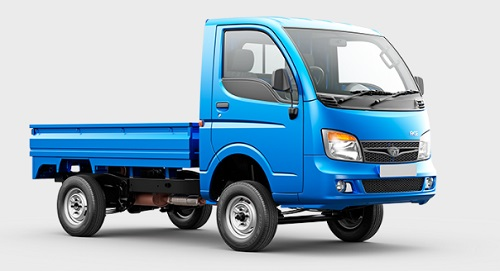 Review Tata Ace EX2