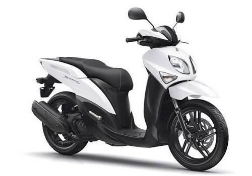 Review Yamaha Xenter 125