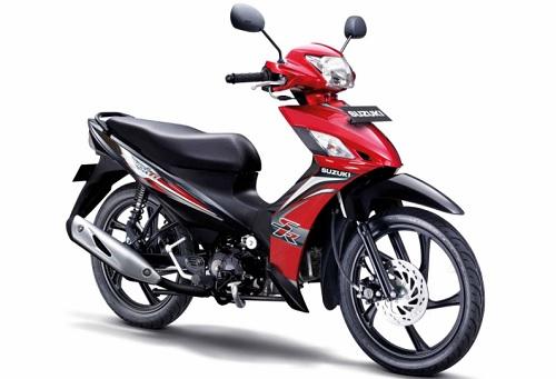 Spesifikasi dan Harga Suzuki New Smash FI