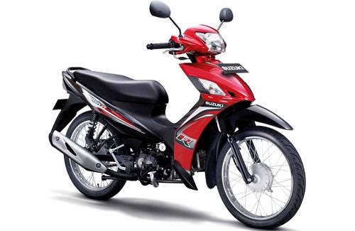 Suzuki New Smash FI Velg Jari