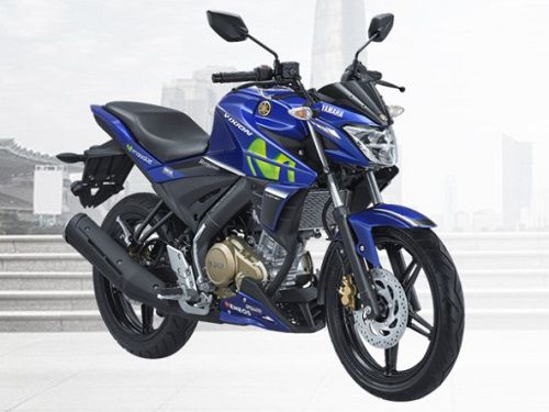 All New Yamaha Vixion Movistar Livery