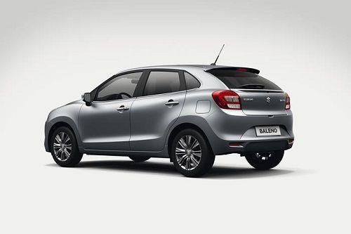 Desain Suzuki Baleno Hatchback