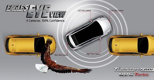 Fitur All New Hyundai Tucson Turbo