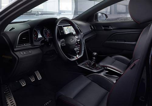 Fitur Mobil Hyundai Elantra
