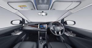 Fitur New Toyota Venturer