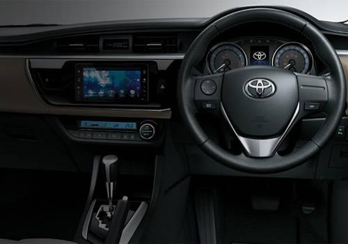 Fitur Toyota New Corolla Altis