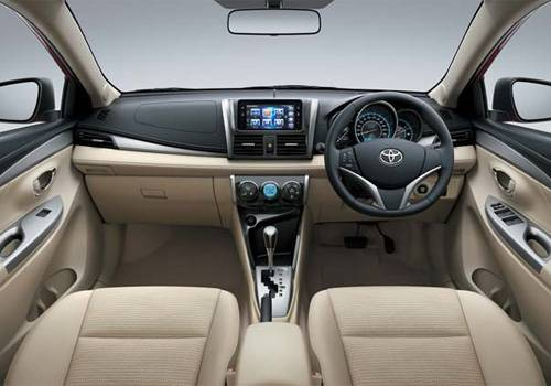 Fitur Toyota New Vios