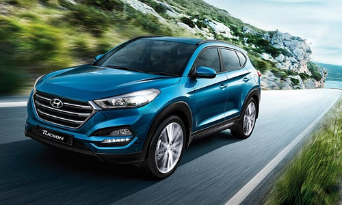 Harga All New Hyundai Tucson Turbo