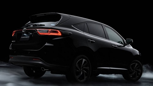 Harga New Toyota Harrier Facelift