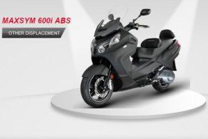 Harga Sym Maxsym 600i ABS