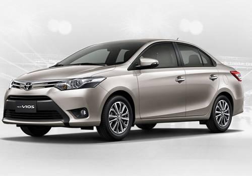 Harga Toyota New Vios