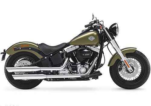 Hearly DAvidson Softail Slim