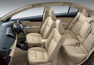 Interior dalam Mobil Toyota New Vios