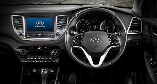 Review All New Hyundai Tucson Turbo