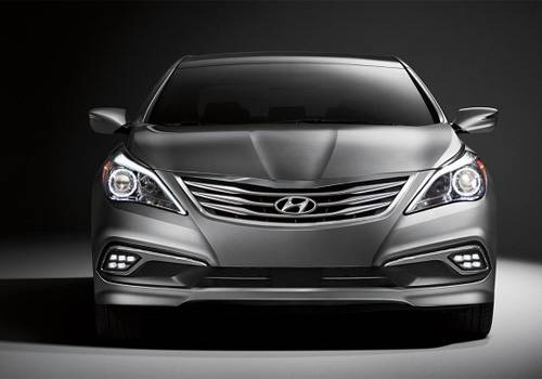 Review Hyundai Azera