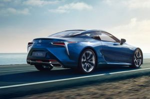 Review Lexus LC 500