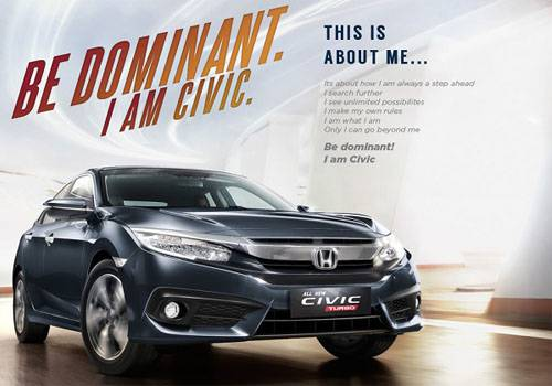Review Mobil Honda Civic Turbo