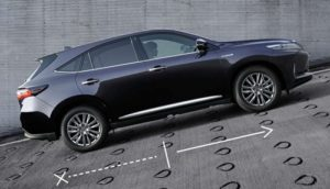 Review New Toyota Harrier Facelift