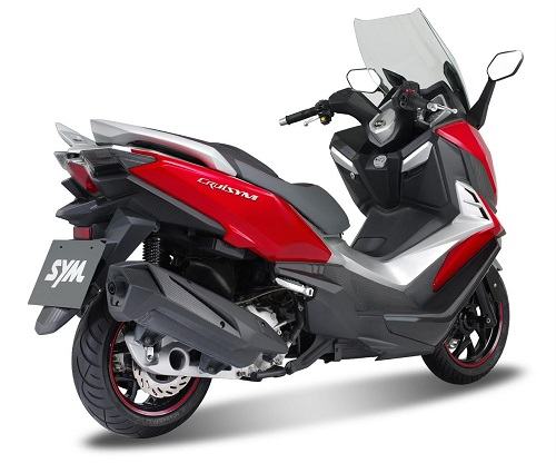 Review SYM Cruisym 300i