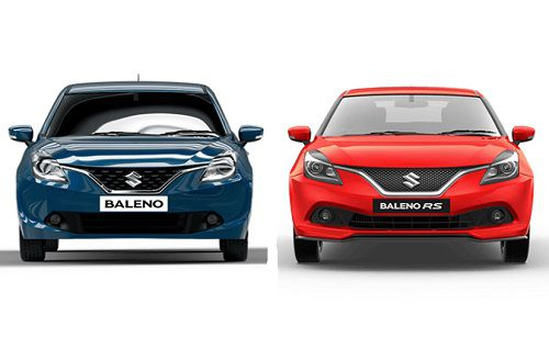 Review Suzuki Baleno Hatchback 2017