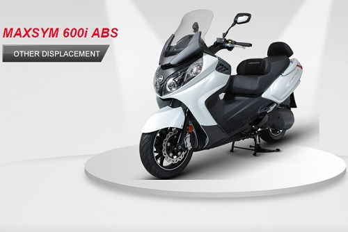 Review Sym Maxsym 600i ABS