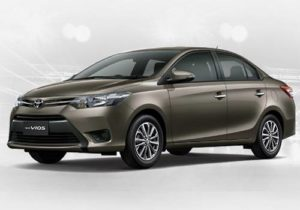Review Toyota New Vios