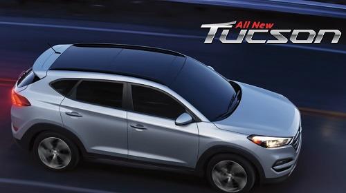 Spesifikasi dan Harga All New Hyundai Tucson Turbo