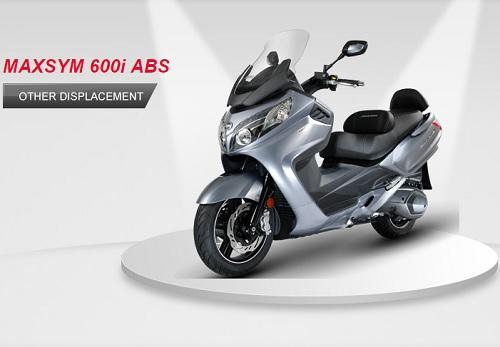 Spesifikasi dan Harga Sym Maxsym 600i ABS