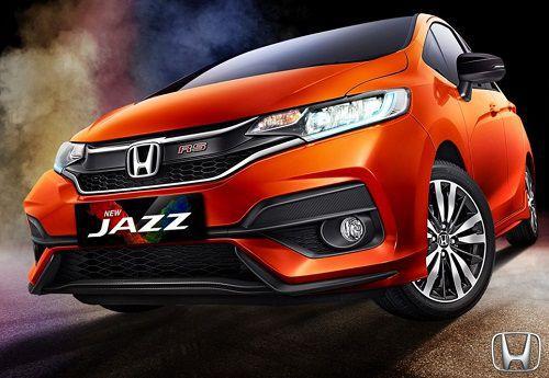 Fitur New Honda Jazz Facelift