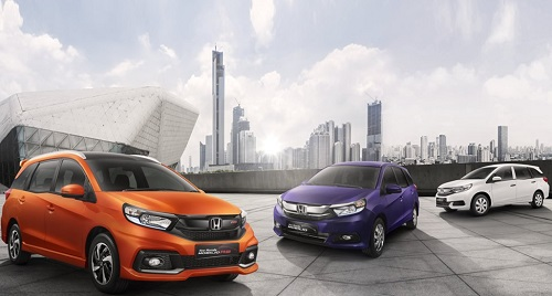 Harga New Honda Mobilio RS Facelift