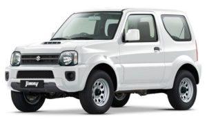 Eksterior Suzuki Jimny