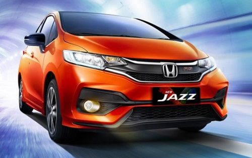 Performa New Honda Jazz Facelift